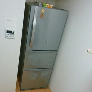 トウシバ(東芝)のTOSHIBA冷凍冷蔵庫(冷蔵庫)