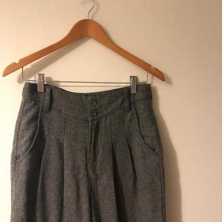 ナチュラルヴィンテージ(natuRAL vintage)の❁ Vintage rétro gray pants(カジュアルパンツ)