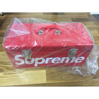 シュプリーム(Supreme)の新品/即納18aw supreme Diamond Plate Tool Box(ケース/ボックス)