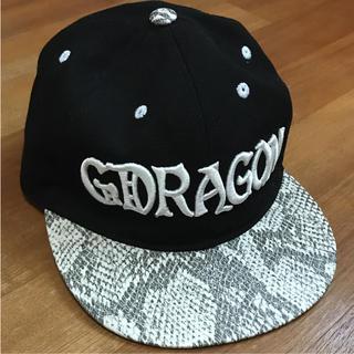 ビッグバン(BIGBANG)のG-DRAGON BSX キャップ 正規品(キャップ)