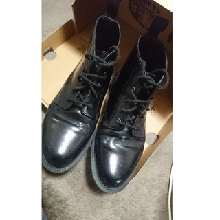 ドクターマーチン(Dr.Martens)の破格 美品 ドクターマーチン モノ 5ホール(ブーツ)