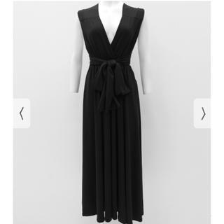 アナップラティーナ(ANAP Latina)の新品 / バッククロス ロングワンピース ドレス(ロングワンピース/マキシワンピース)