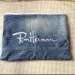 ロンハーマン(Ron Herman)のハンドメイド  クラッチバッグ(クラッチバッグ)
