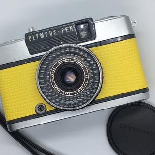 オリンパス(OLYMPUS)の【美品】 OLYMPUS PEN EE-2 フィルムカメラ 【完動品】(フィルムカメラ)