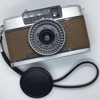 オリンパス(OLYMPUS)の【美品】OLYMPUS PEN EE-2 フィルムカメラ【完動品】(フィルムカメラ)