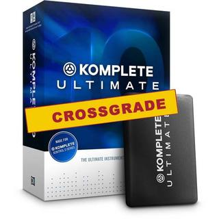 KOMPLETE10 ULTIMATE(CROSSGRADE版)(ソフトウェア音源)