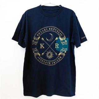 ケヤキザカフォーティーシックス(欅坂46(けやき坂46))の欅共和国 Tシャツ(Tシャツ/カットソー(半袖/袖なし))