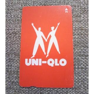 ユニクロ(UNIQLO)のユニクロ ポイントカード(ショッピング)