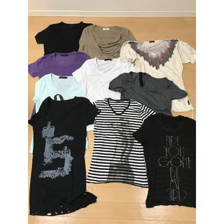 バッファローボブス(BUFFALO BOBS)の4万5000円超 古着 Tシャツ ブランド FUGA BOBS(Tシャツ/カットソー(半袖/袖なし))