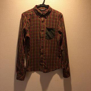 アークテリクス(ARC'TERYX)のチェックシャツ(シャツ)