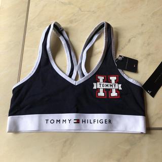 トミーヒルフィガー(TOMMY HILFIGER)のトミーヒルフィガー★スポーツブラ★sizeM(ブラ)