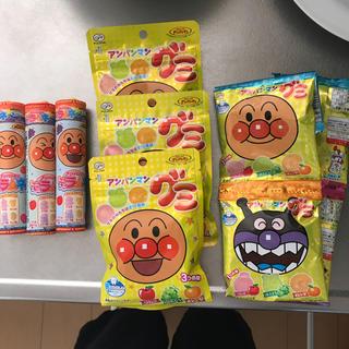 アンパンマン(アンパンマン)のアンパンマン お菓子 グミ ラムネ(菓子/デザート)