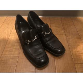 ジーエイチバス(G.H.BASS)のBASSローヒールローファー(ローファー/革靴)