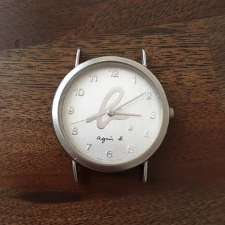 アニエスベー(agnes b.)のagnes b. 腕時計 ベルトなし(腕時計)