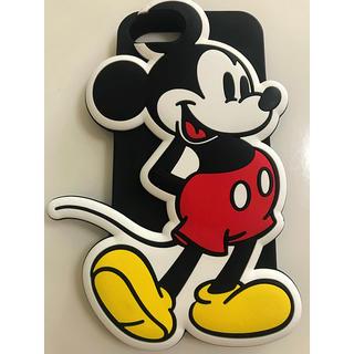 ローリーズファーム(LOWRYS FARM)のiPhone6/6s/7ケース ミッキー(iPhoneケース)