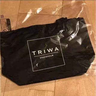 トリワ(TRIWA)のtriwa ノベルティバッグ(トートバッグ)