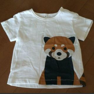 ムジルシリョウヒン(MUJI (無印良品))のトップス(Tシャツ)