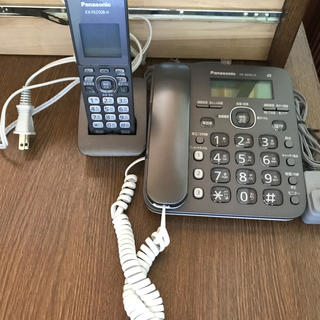コードレス電話(電話台/ファックス台)