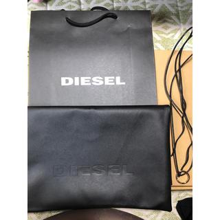 ディーゼル(DIESEL)のDIESEL (ショップ袋)