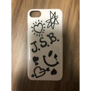 サンダイメジェイソウルブラザーズ(三代目 J Soul Brothers)の三代目JSB iPhoneケース(iPhoneケース)