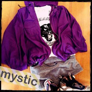 ミスティック(mystic)のmystic★モモンガアウター(ポンチョ)