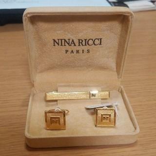 ニナリッチ(NINA RICCI)のNINA RICCI カフス&ネクタイピン(ネクタイピン)