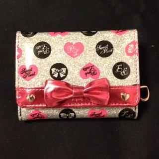 ピンクラテ(PINK-latte)の【KIDS】ミニ財布(財布)