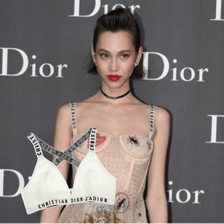 クリスチャンディオール(Christian Dior)のJADIOR J ADIOR ブラトップ 超レア(ベアトップ/チューブトップ)