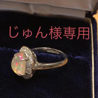 アンティーク オパールリング(リング(指輪))