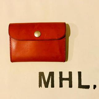 マーガレットハウエル(MARGARET HOWELL)のちゃまい様専用 MHL マーガレットハウエル カードケース (名刺入れ/定期入れ)