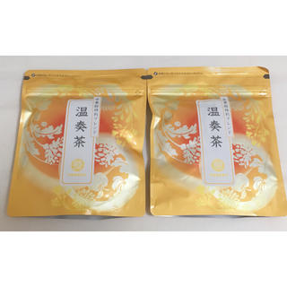 サイシュンカンセイヤクショ(再春館製薬所)の再春館特別ブレンド 温奏茶 2袋セット①(茶)