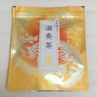 サイシュンカンセイヤクショ(再春館製薬所)の再春館特別ブレンド 温奏茶(茶)