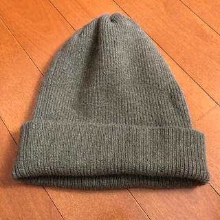 MUJI (無印良品) - ニット帽