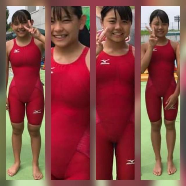 MIZUNO - 入手困難 レア物 マーキング 大学水泳部 ミズノ ハーフスパッツ 競泳水着の ...