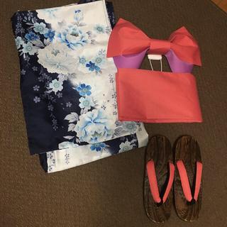 シマムラ(しまむら)の浴衣 一式セット(浴衣)