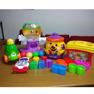 フィッシャープライス(Fisher-Price)の【送料込】フィッシャープライス 9/2処分予定 おもちゃ まとめ売り(知育玩具)