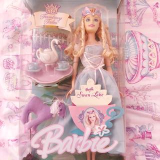 バービー(Barbie)のバービー人形  箱が劣化してます。(ぬいぐるみ/人形)