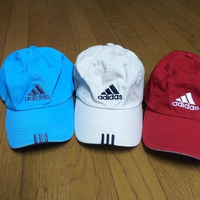 adidas(アディダス)のadidas キャップ メンズ?レディース? メンズの帽子(キャップ)の商品写真