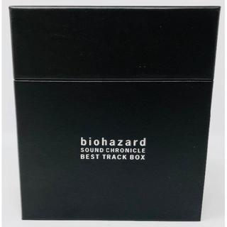 BIOHAZARD SOUND CHRONICLE ゲーム サントラ(ゲーム音楽)