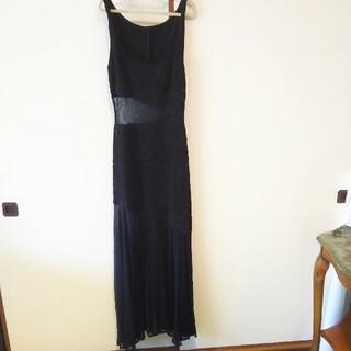 タダシショウジ(TADASHI SHOJI)のタダシショージ・ロングドレス・美品*(ロングドレス)