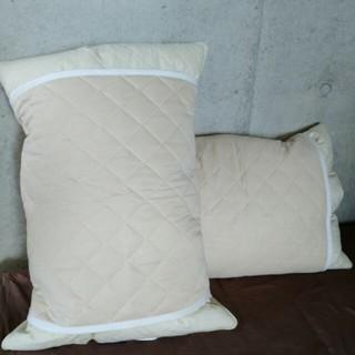 ココン(Cocon)の新品 リネン 麻わた 枕パッド(枕)