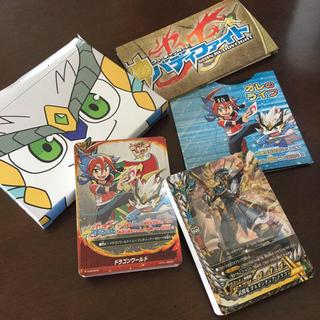 ショウガクカン(小学館)のバディファイトのカードゲームセット(カード)