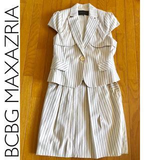 ビーシービージーマックスアズリア(BCBGMAXAZRIA)のビーシービージーマックスアズリア BCBGMAXAZRIA  セットアップスーツ(スーツ)