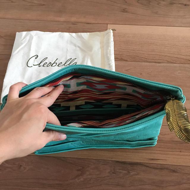 PAPILLONNER(パピヨネ)のパピヨネ クラッチバッグ レディースのバッグ(クラッチバッグ)の商品写真