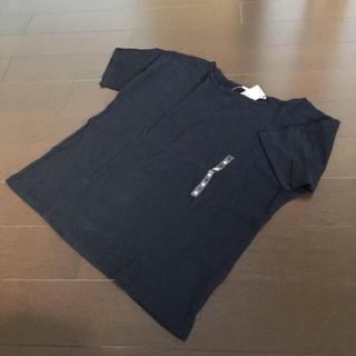 ムジルシリョウヒン(MUJI (無印良品))の重ねて着るショートTシャツ(Tシャツ(半袖/袖なし))