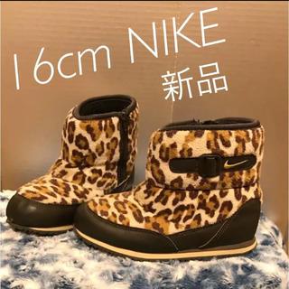 ナイキ(NIKE)のnike キッズブーツ 16cm(ブーツ)