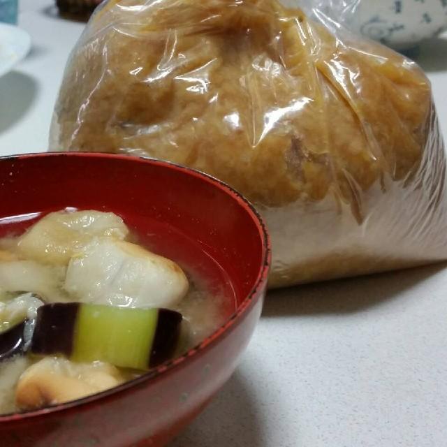 やっぱり和食でしょ!新米コシヒカリと米味噌セット 食品/飲料/酒の食品(米/穀物)の商品写真