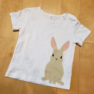 ムジルシリョウヒン(MUJI (無印良品))の無印良品 90 半袖Tシャツ(Tシャツ/カットソー)
