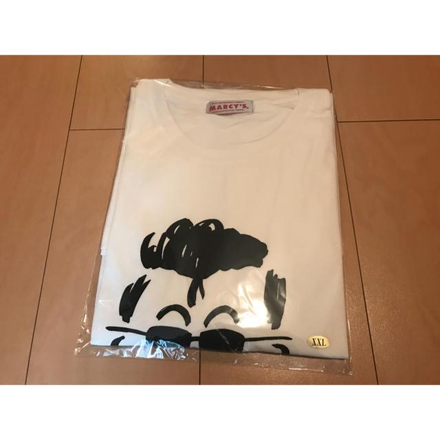 9d36de0460f2d マーシーズ tシャツ 復刻版 各色限定100着 生成り xxlの通販 by かむ ラクマ
