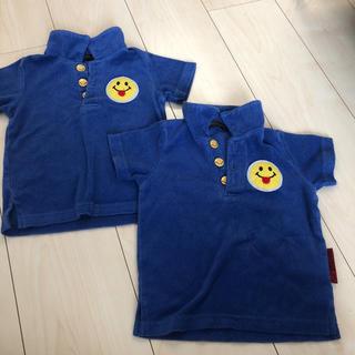 エスマイル(S.MILE)のポロシャツ(Tシャツ/カットソー)